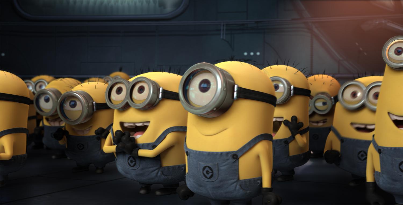 Despicable Me Minions Saying Papoy Despicable Me 2 | Matt...