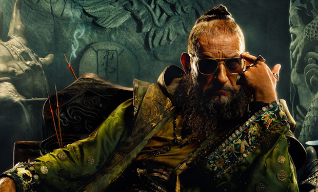 Ben Kingsley's Mandarin was one of the better parts of the much improved Iron Man
