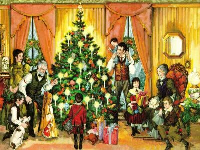 How Britain's celebrate Christmas today is largely a product of the  Victorian era. It was in the nineteenth century that we began to indulge in  mince pies, ... - The German Roots Of Christmas Matter Of Facts